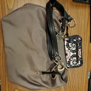 Purse and Thirty one wallet